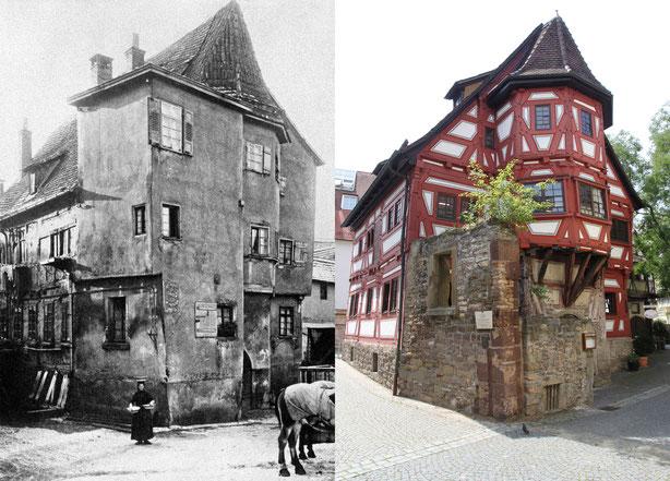 Das Klösterle einst und heute