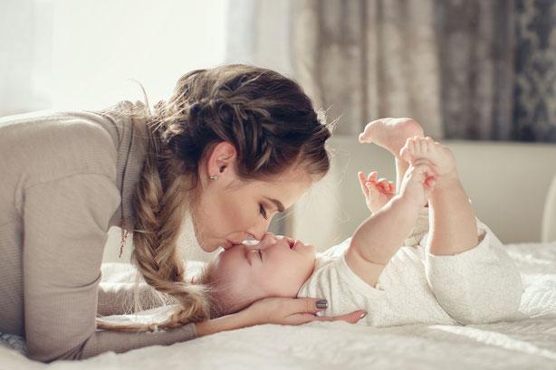 Geburtsvorbereitung Rückbildungsgymnastik Physiotherapie in der Schwangerschaft Klagenfurt