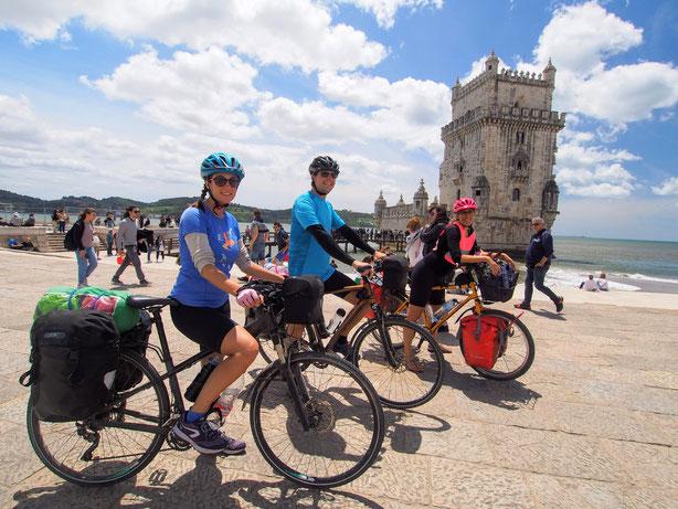 Radreise Europa: Portugal
