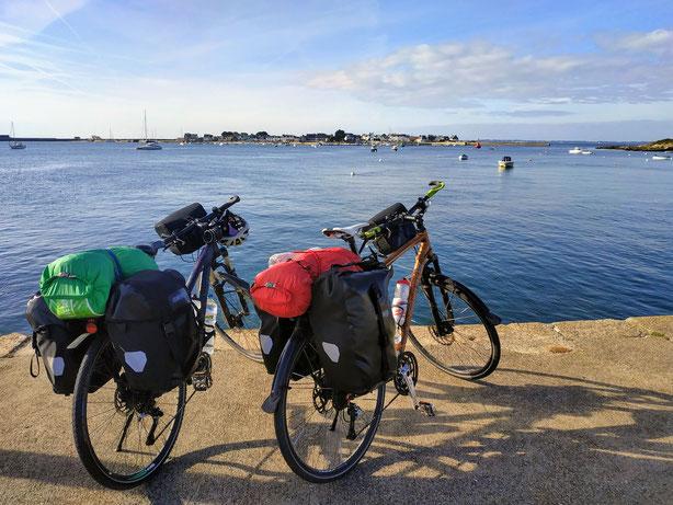 Radreise Europa: Frankreich