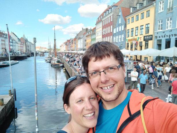 Radreise Europa: Dänemark