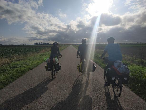 Radreise Europa: Niederlande
