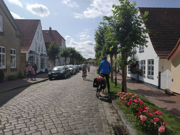 Radreise Europa: Deutschland