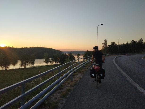 Radreise Europa: Finnland