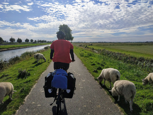 Radreise Europa: Belgien