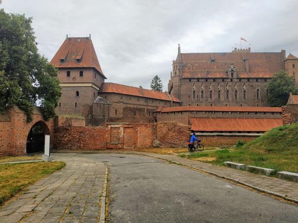 Radreise Europa: Polen