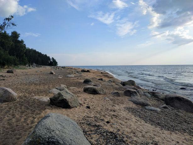Radreise Europa: Lettland