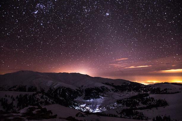 Bakhmaro, Lesser Caucasus, Catskiing Schweiz