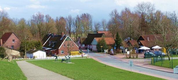 Otterndorf - An der Schleuse