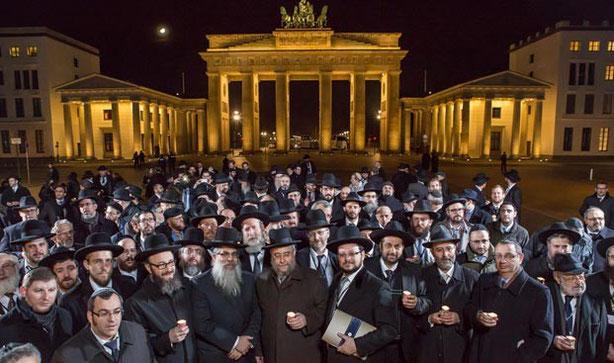 CER Europäische Rabbinerkonferenz in Berlin