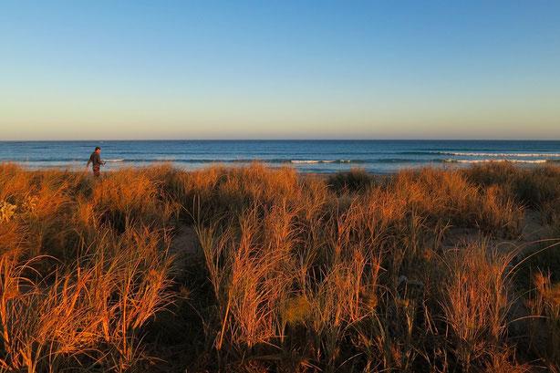 Australien-Exmouth-Wobiri-Beach-Joggen-Sonnenaufgang
