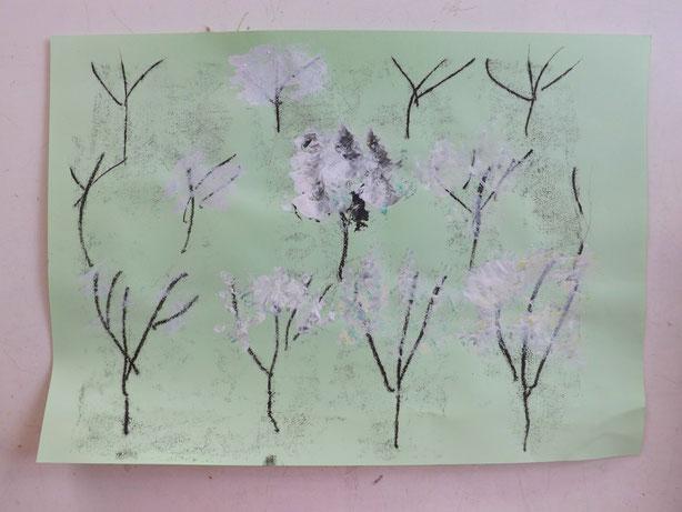 Frühlingsbäume 1
