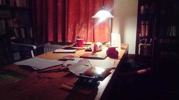 Schreibtischwelten