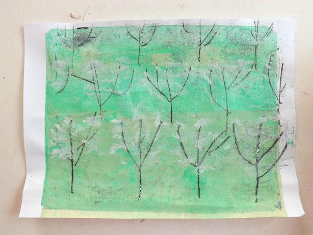 Frühlingsbäume 2