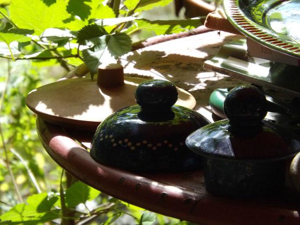 Fundstücke und Schönheit überall