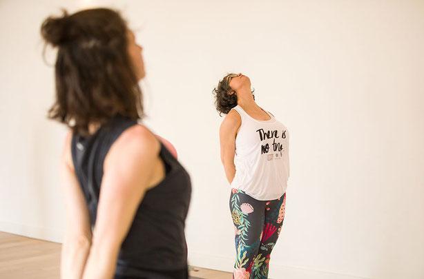 Yogakurs mit Silke Barthel bei MeinPilates Aachen