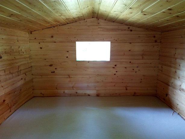 Tiny House Tiny Haus Camping im Grünen ohne Elektrosmog campen Unser Schäferwagen im Grünen
