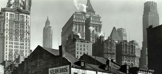 Фотография Нью Йорк 1935