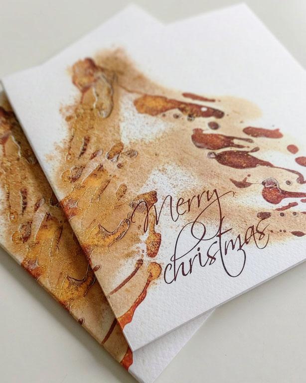 nARTura Spendenkarten für Weihnachten