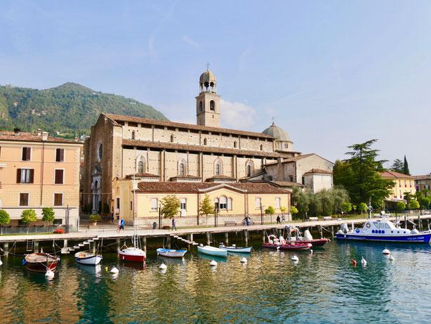 Itaien Reise Dom Salo, Gardasee missellies gartenreisen