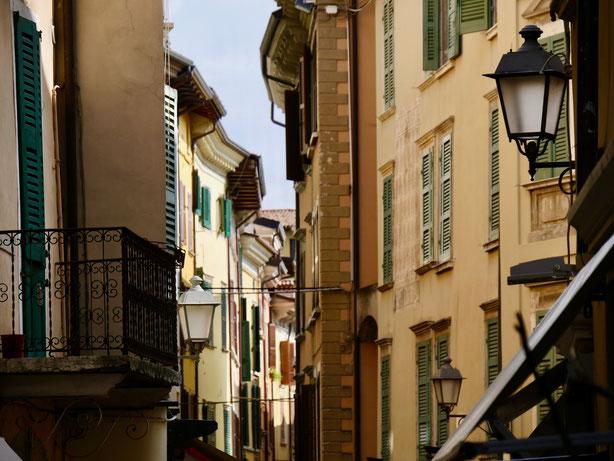 Gardasee Salo` Altstadt