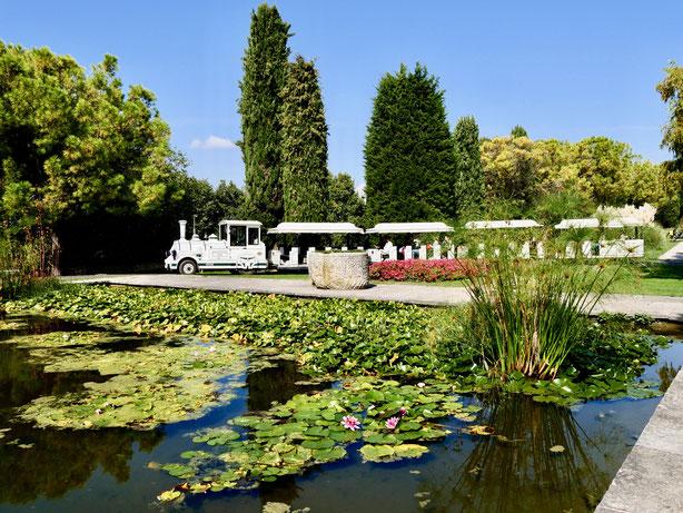Park Sigurta, miss ellies Gartenreisen italien, Gardasee