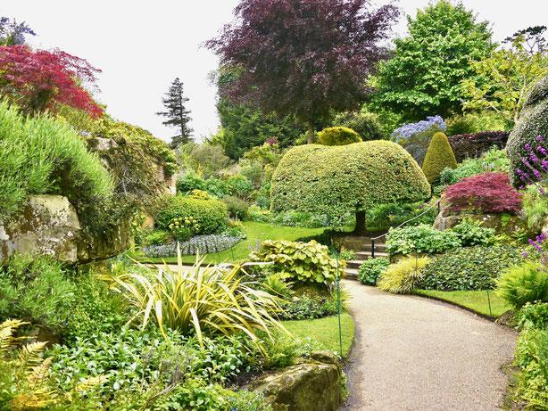 England Hever Castle Park