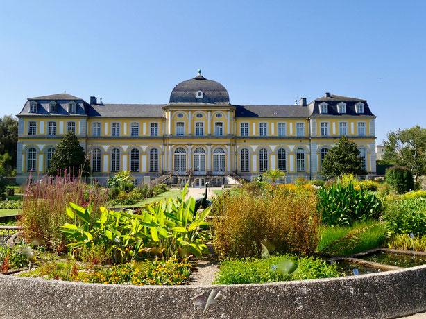 Bonn Poppelsdorfer Schloss, Botanischer Garten Universität