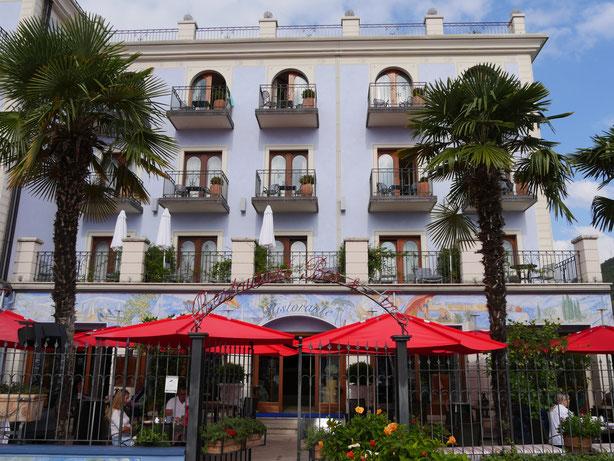 Italien: Salo Hotel Belle Rive, Gardasee