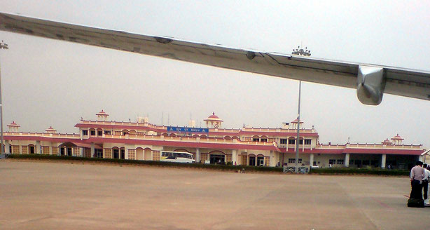 Bhuj Airport Terminal Building