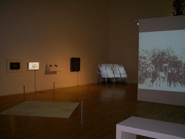 전시전경 Ausstellungsansicht 2015 Somamuseum