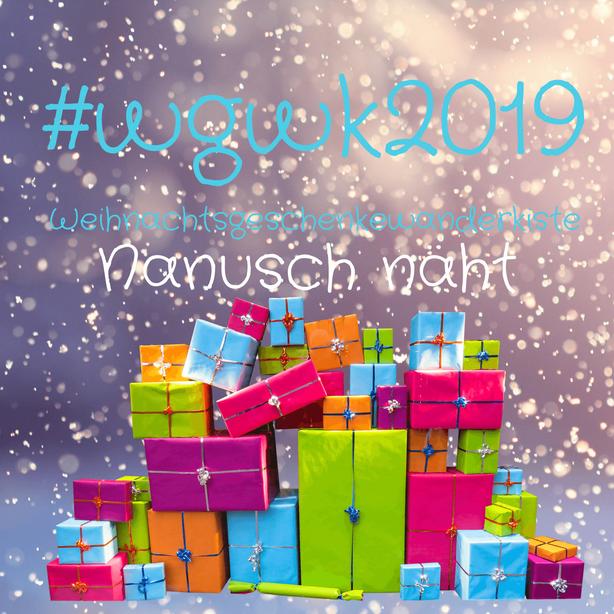 #wgwk2019 Nanusch näht