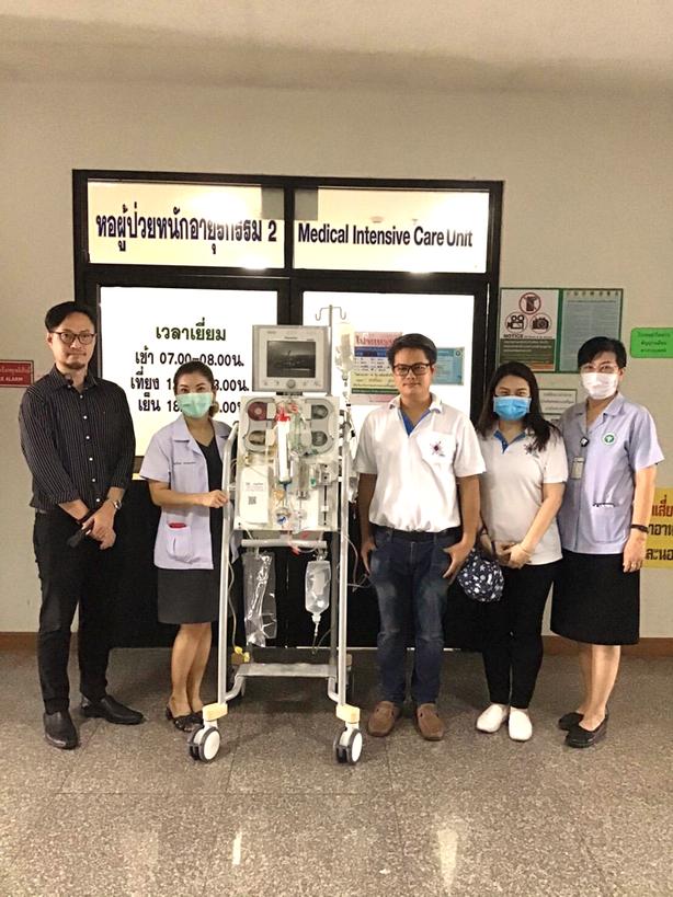 タイのシーサケート病院