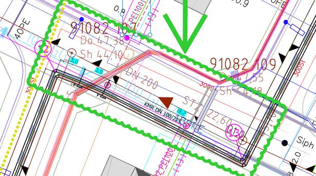Kartierung aller Leitungen genau auf Lage und Tiefe - Bodenradar Sachsen