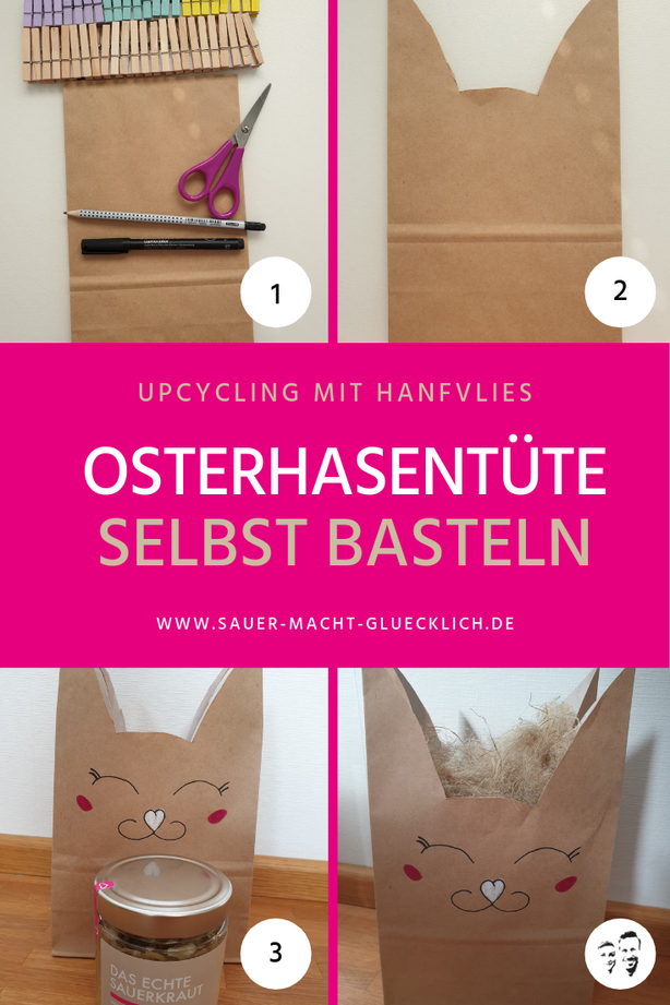 DIY Osterhasentüte