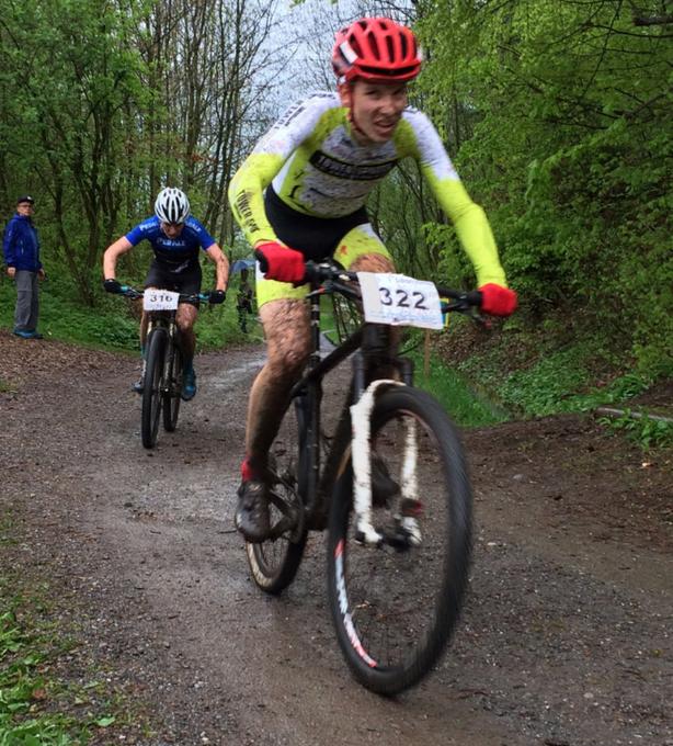 17.04.2016 Swiss Bike Cup Buchs, Léon Koller