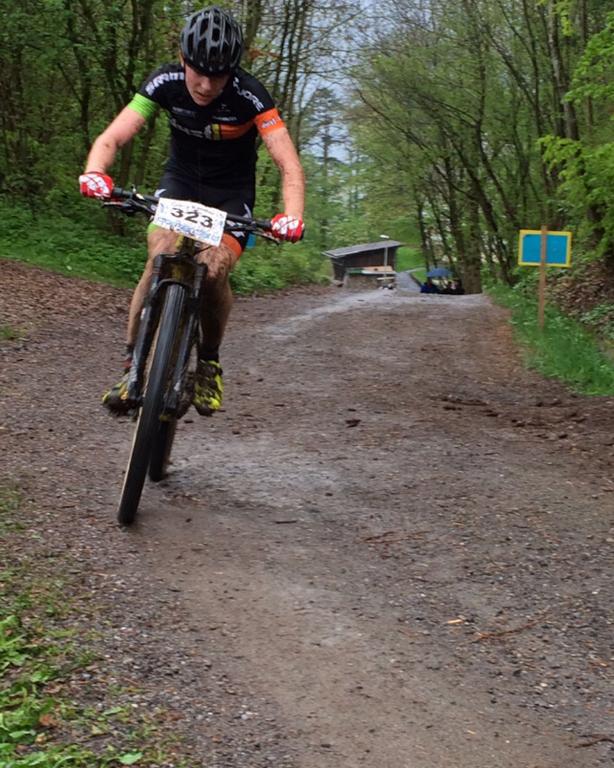 17.04.2016 Swiss Bike Cup Buchs, Lenny Kamber