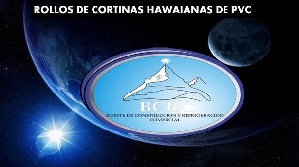 CORTINAS HAWAIANAS PVC/ DF-CDMX/CIDAD DE MEXICO