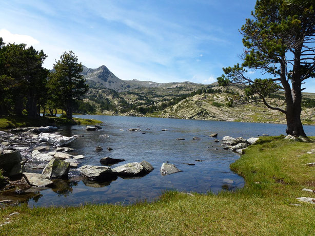 Lac des Camporells