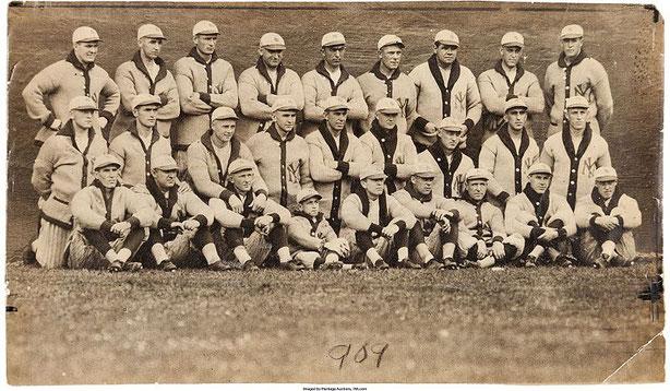 Gli Yankees del 1921