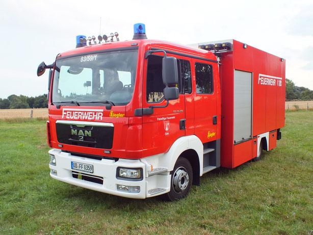 Mannschaftstransportwagen (MTW) - Website der JF Siek-Meilsdorf