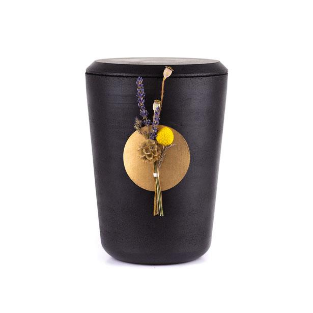 Koolstof urn