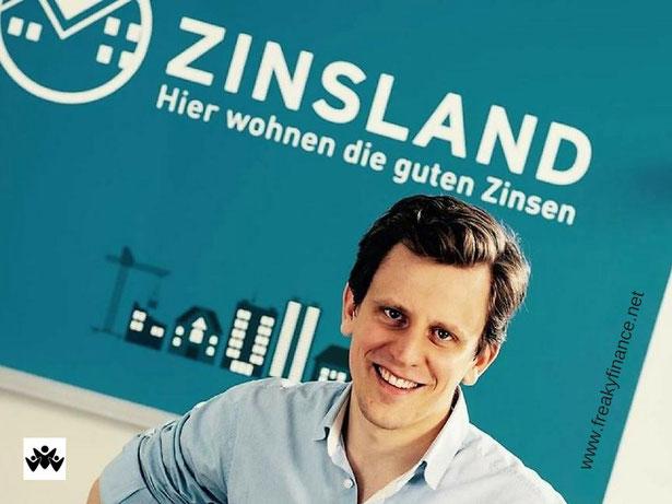 freaky finance, Interview, Carl von Stechow, Immobilien, Zinsland, Crowdinvesting