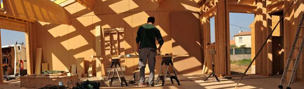 Holzbau - Construction