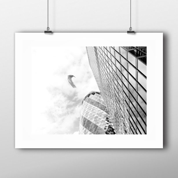 Photographic Art Print 'Air' by PASiNGA
