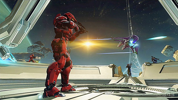 Xbox One Spiel:  Halo - Master Chief Collection