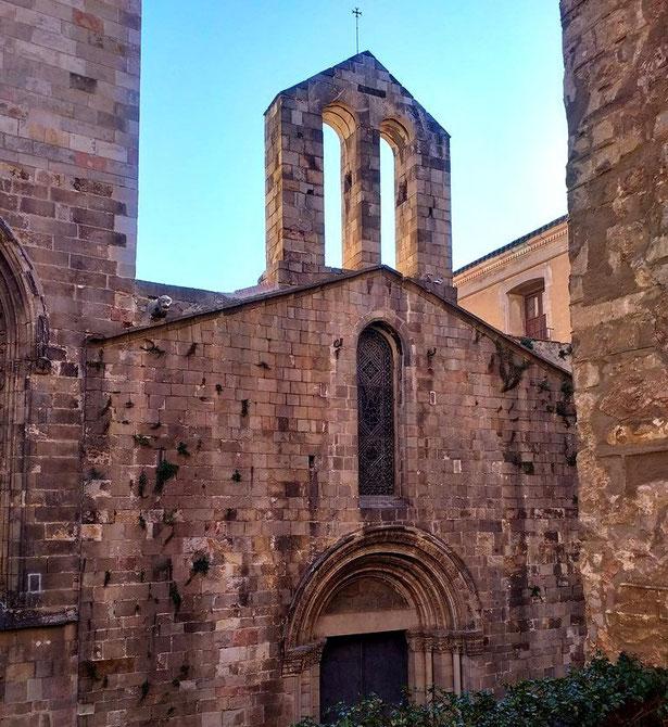 Часовня Святой Люсии, Барселона