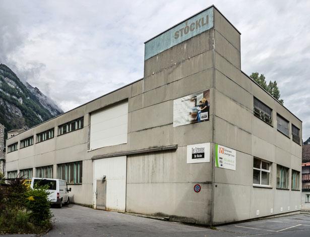Ennetbachstrasse 38, Koordinaten 722840 213542