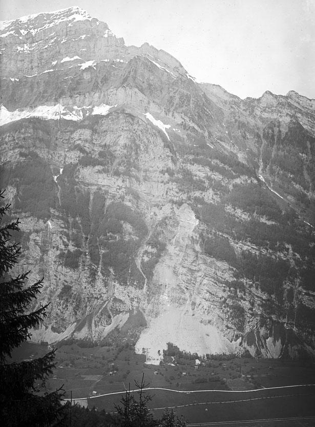 Naturwissenschaftliche Sammlungen des Kantons Glarus, Fotografische Aufnahme von Jakob Oberholzer