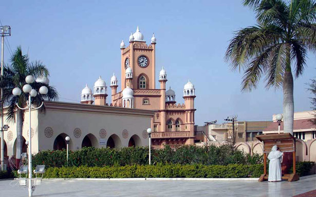 Saifee Tower, Jamnagar, Gujarat, India